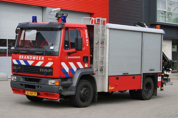 autobrand brandweer