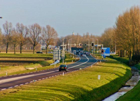 drechterlandseweg wegen