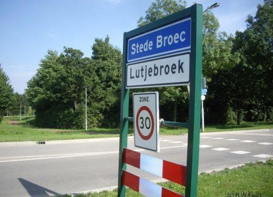 Kermis Lutjebroek thema